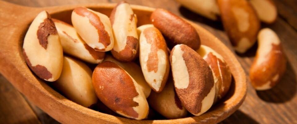 Потребление орехов