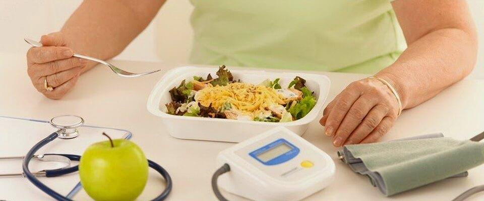 Правила питания при гипертонии