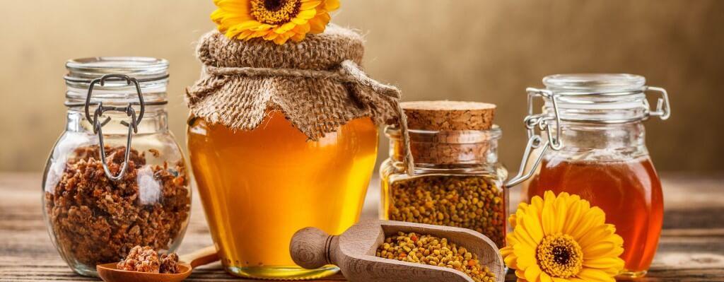 Продукты пчеловодства против гипертонии