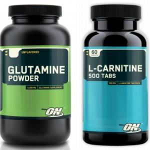 """Строители"" мышц - глютамин и карнитин"