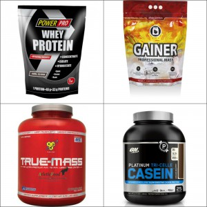 Сывороточный протеин, казеин, гейнер: в чем разница