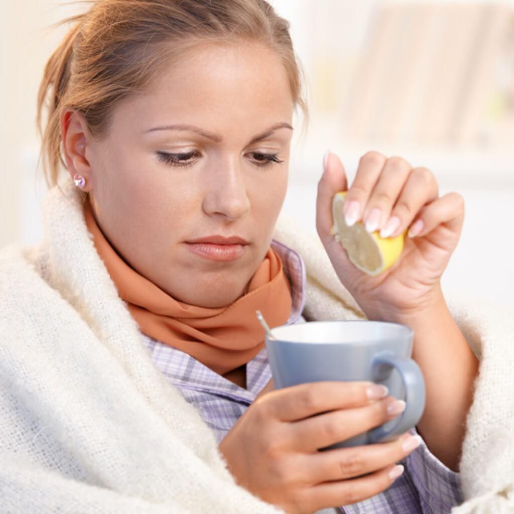 Как лечиться простуда в домашних условиях