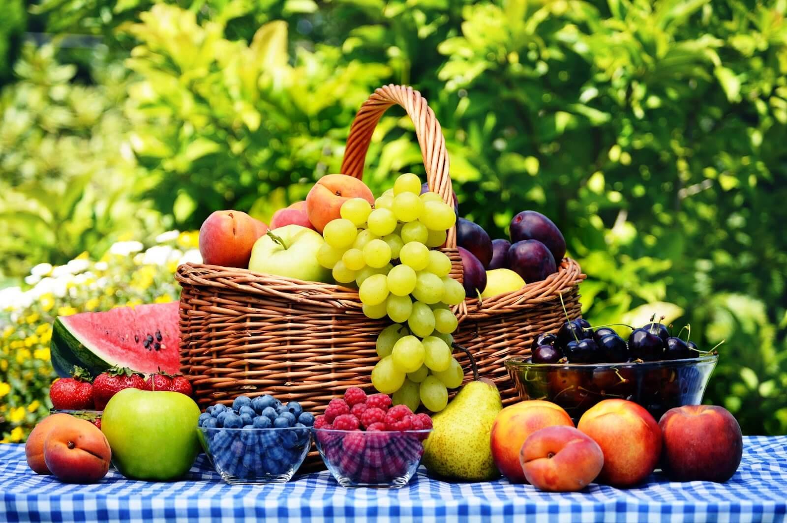 Сто процентная фруктовая диета