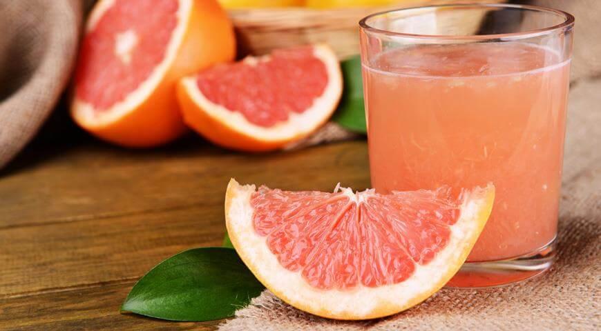 Грейпфрут польза и противопоказания