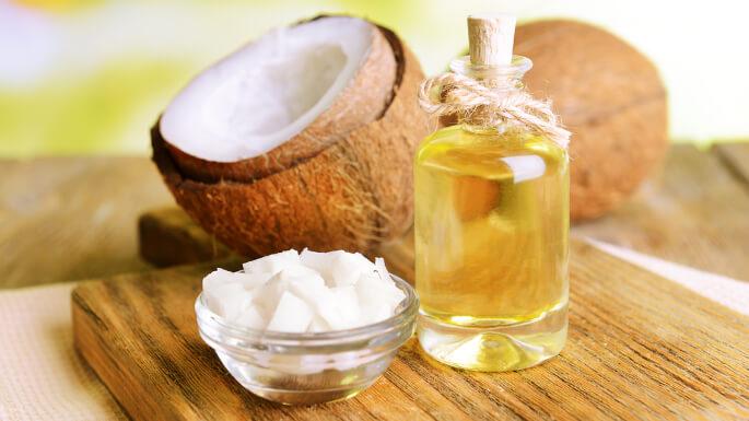 Кокосовое масло свойства