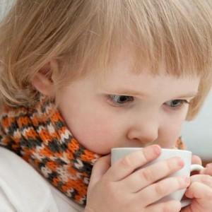 Лечение простуды ромашкой