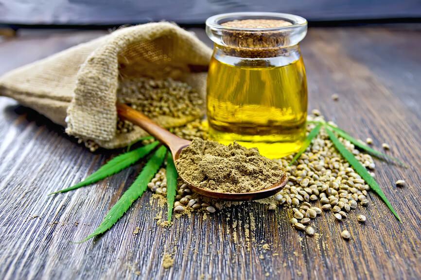 Конопляное масло — 10 правил употребления для здоровья тела