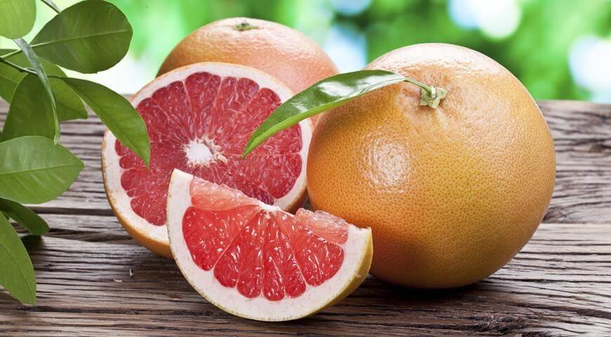 грейпфрут от холестерина противопоказания