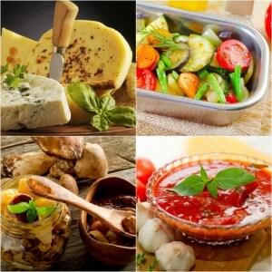 Сочетание продуктов с мясом судака