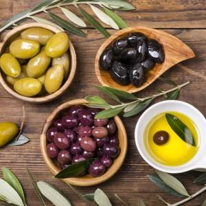 Сорта оливок
