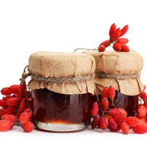Варенье из ягод барбариса