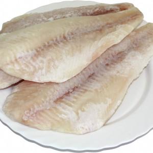 Замороженное филе палтуса
