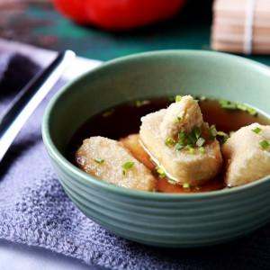 Агедаши тофу