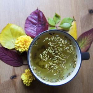 Фенхелевый чай