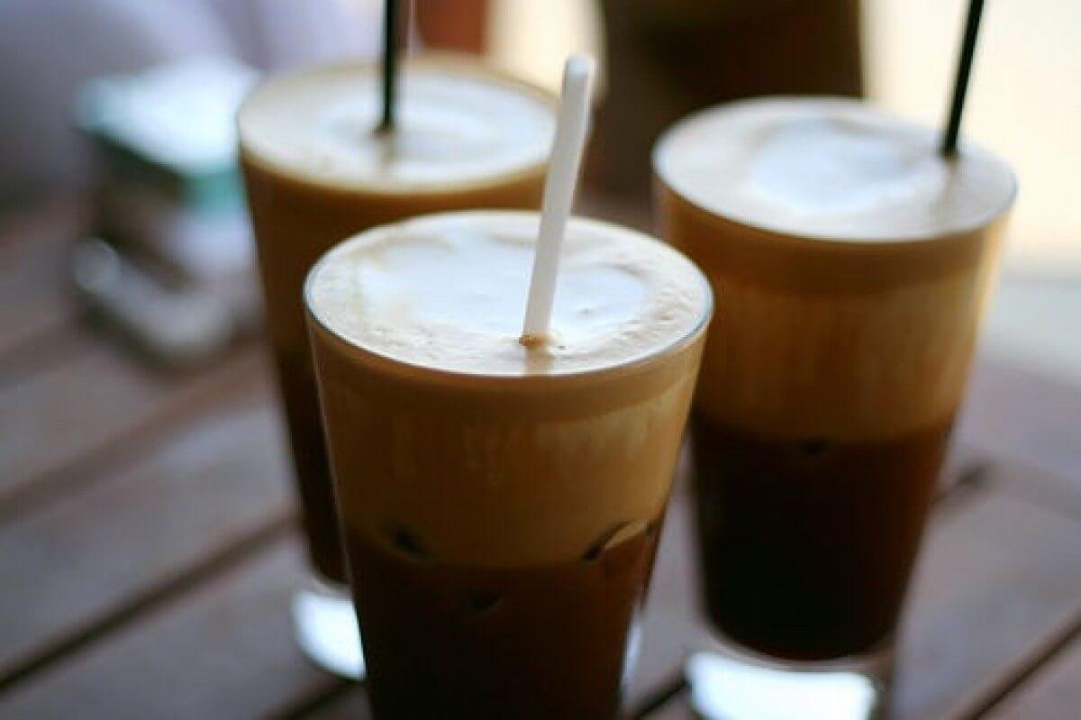 кофе frape рецепт