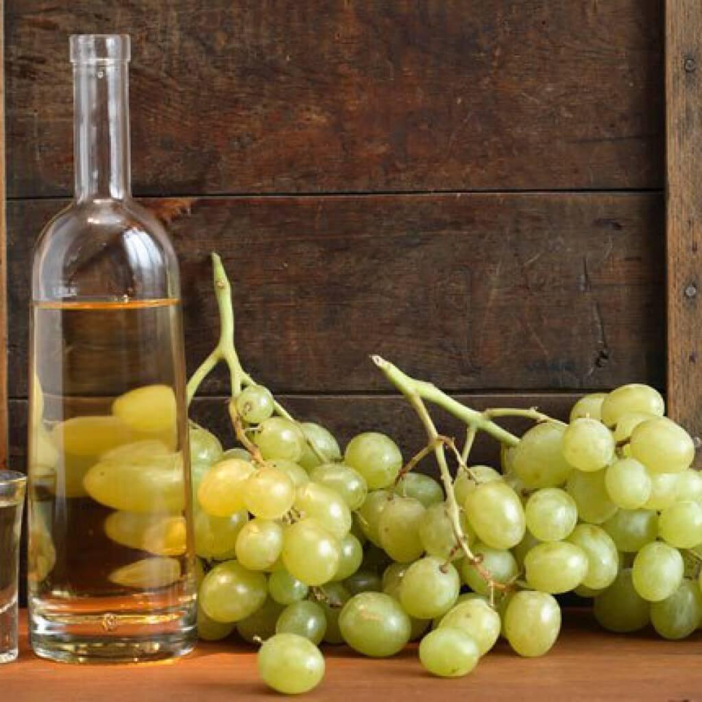 Чача из винограда в домашних условиях - АлкоФан 19