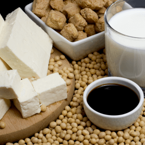 Ингредиенты для тофу
