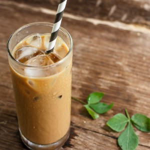 Кофейный охлажденный напиток