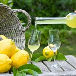 Лимончелло – итальянский ликер