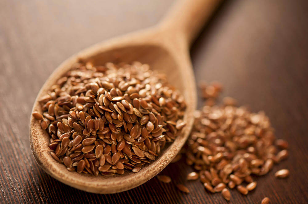 Льняное семя витамины