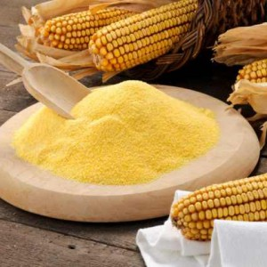 Мелкая кукурузная крупа
