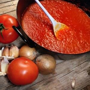 Острая томатная паста