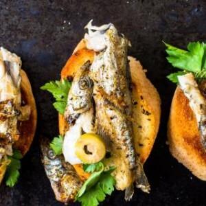 Сардина в кулинарии