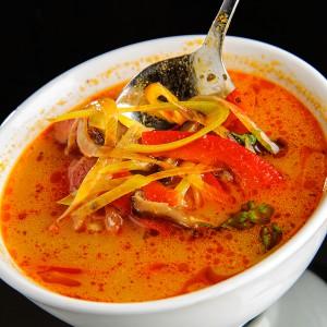 Суп с крачаем