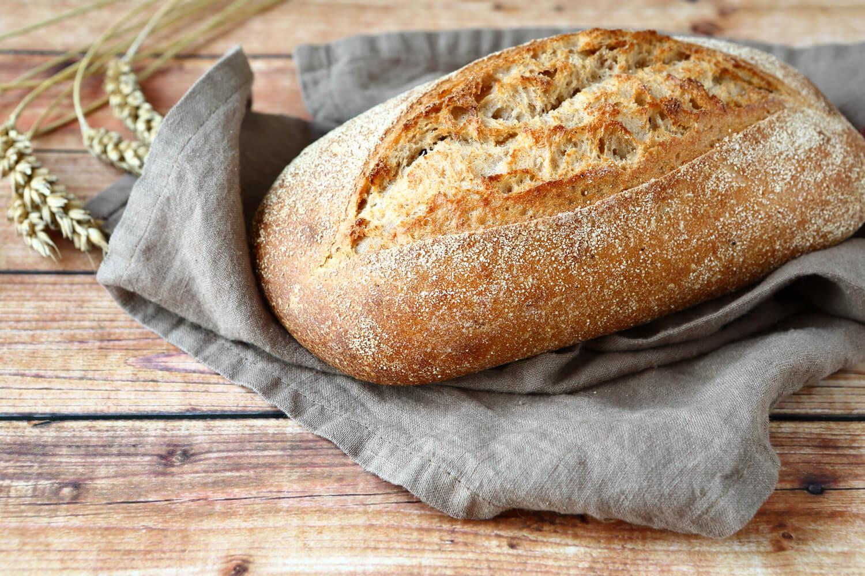 Бездрожжевой хлеб: польза, вред и калорийность