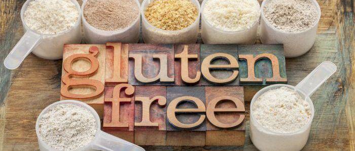 Gluten-free продукты