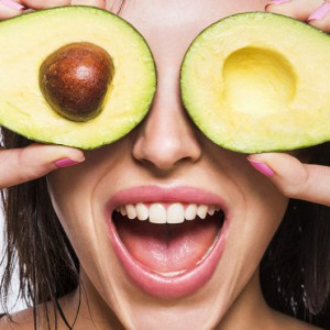 Масло авокадо для ухода за кожей