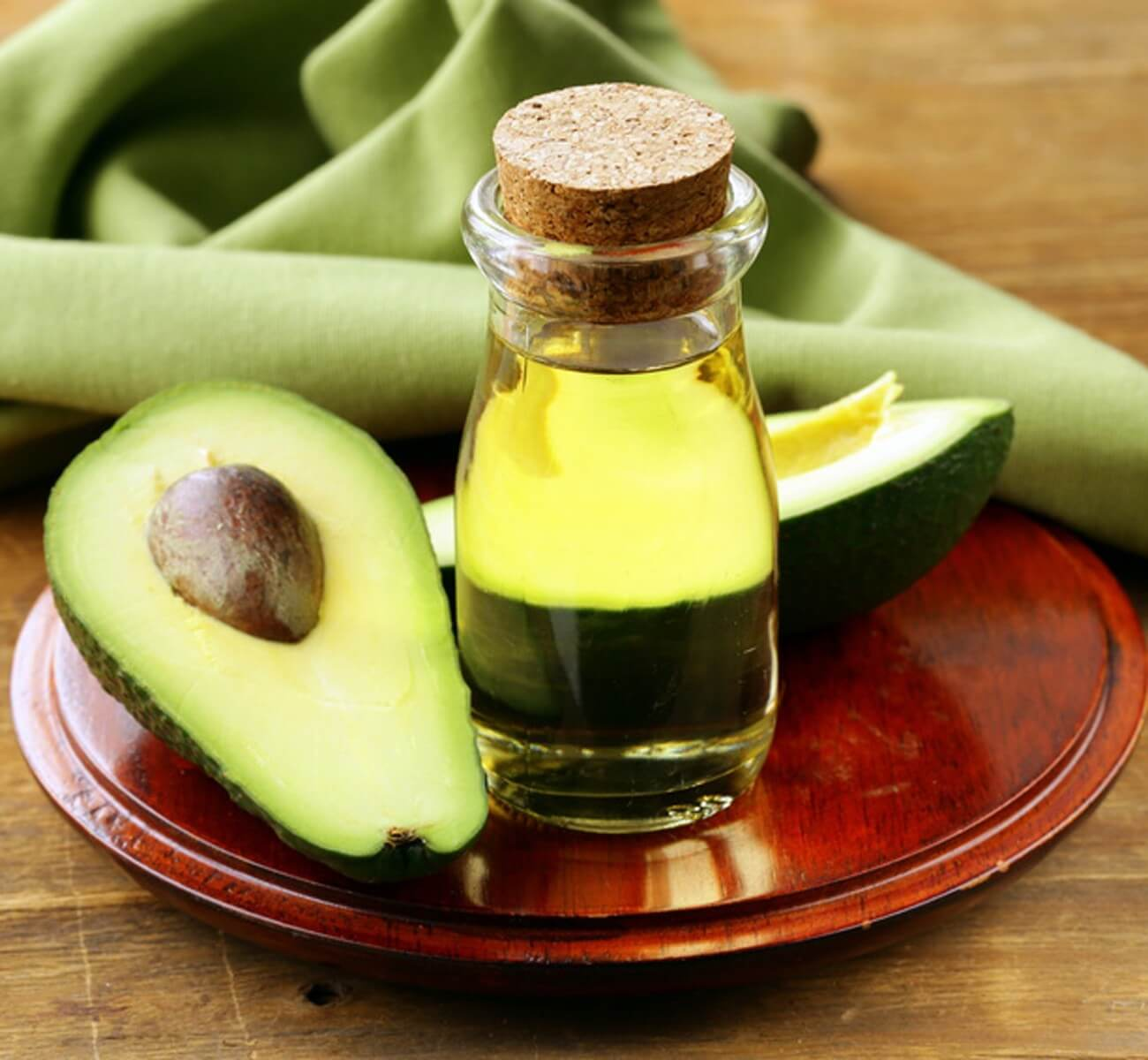 Масло авокадо для волос - продукт красоты и здоровья