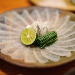 Мясо рыбы фугу