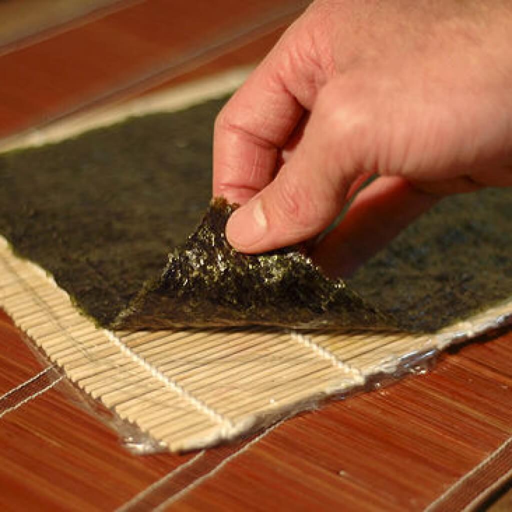 Совет 1: Как готовить нори для суши 54