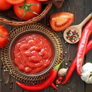 Острый кетчуп чили