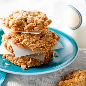 Печенье с амарантовой мукой