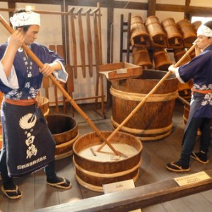 Производство саке