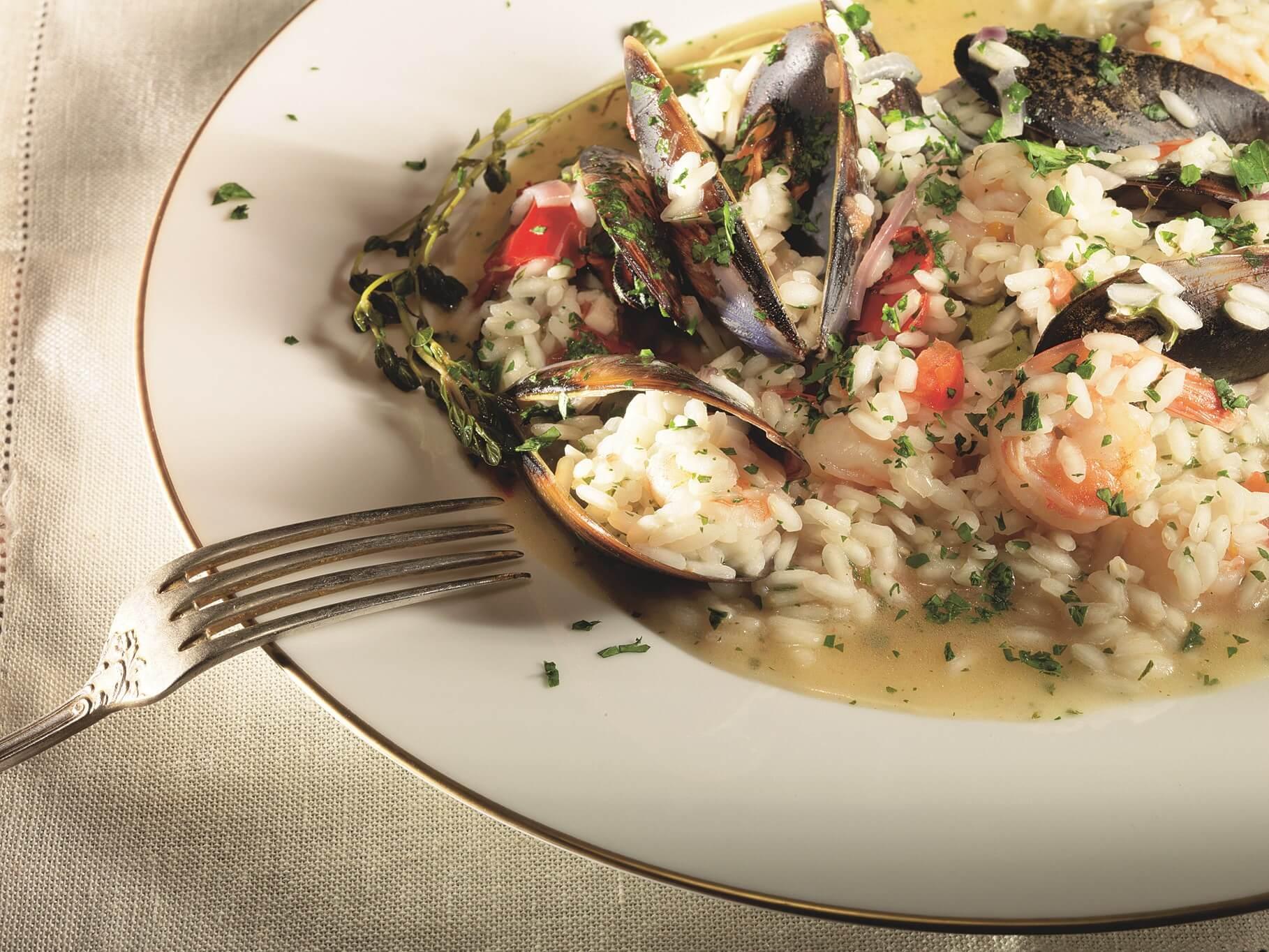 Рецепты пошаговые с морепродукты