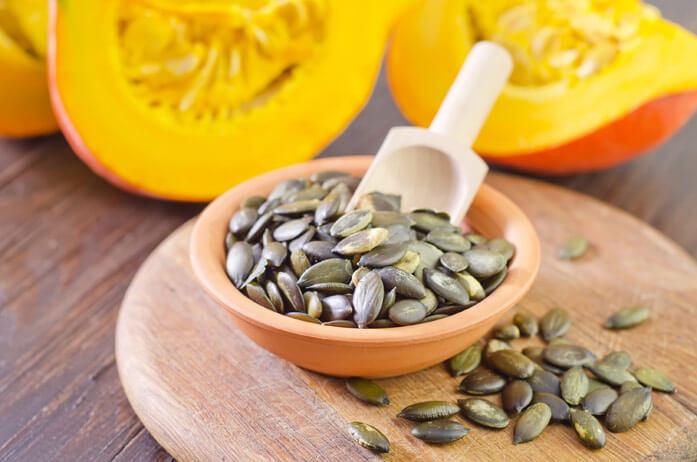Вредно ли после еды употреблять тыквенные семена