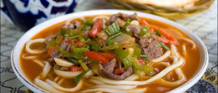 Суп салма