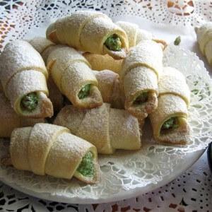 Трубочки с дурианом