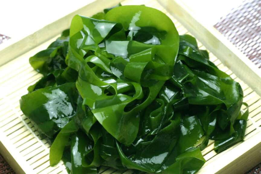 Морские водоросли витамины