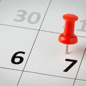 7 календарных дней
