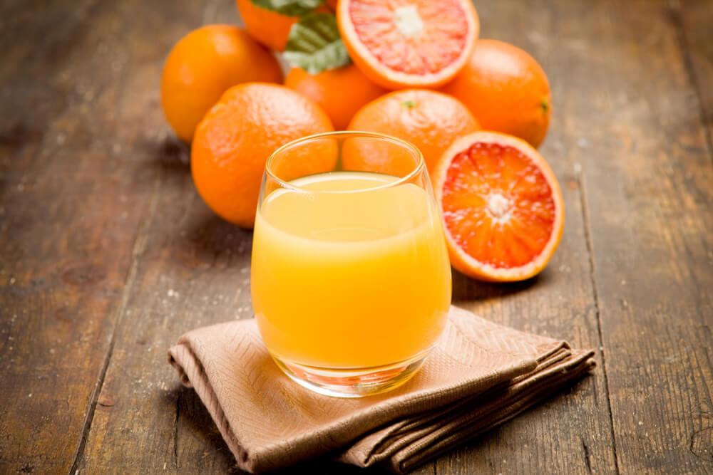 На апельсиновом диета соке,нектаре.отзывы