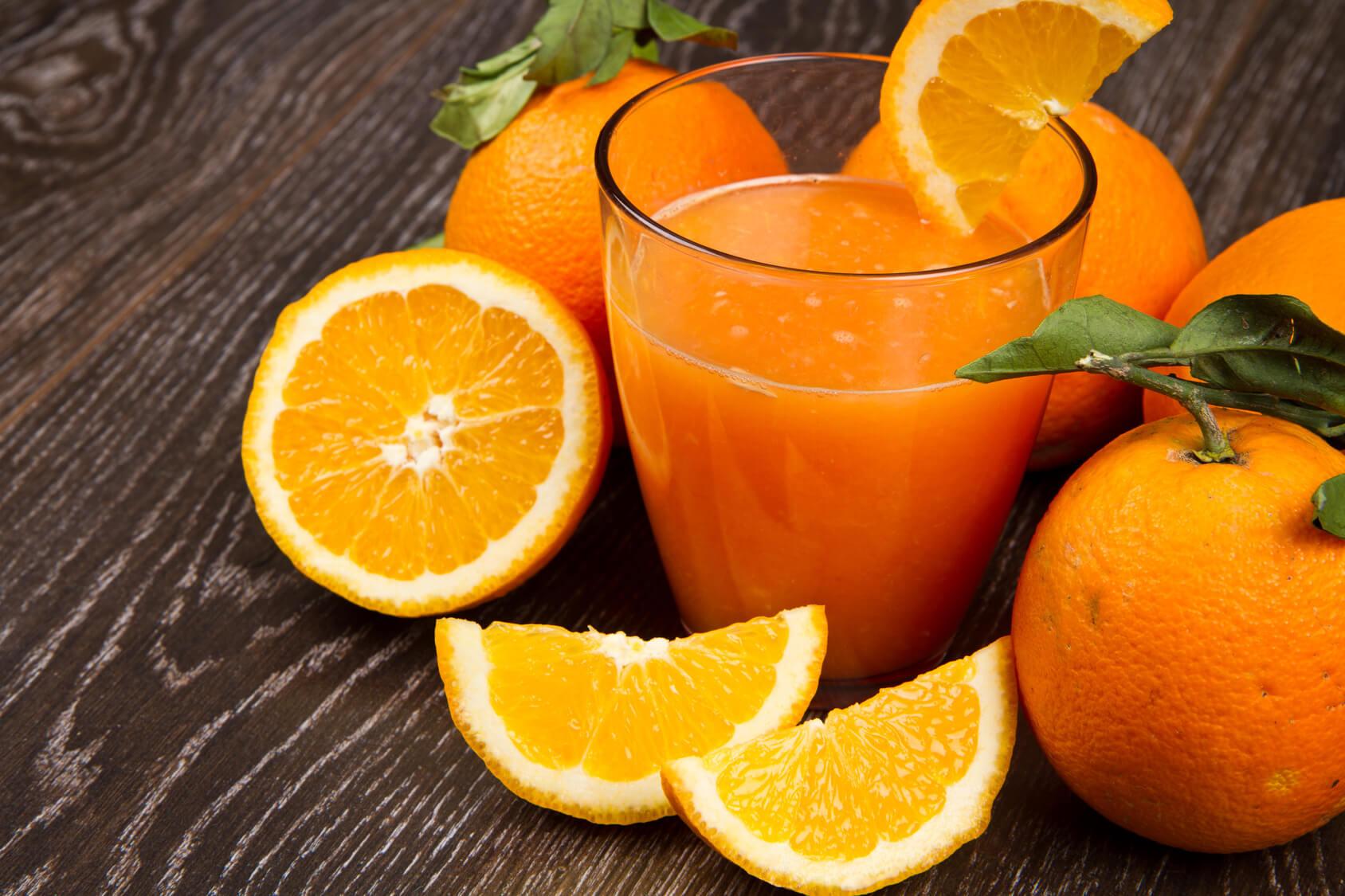 Свежевыжатый сок апельсина польза и вред