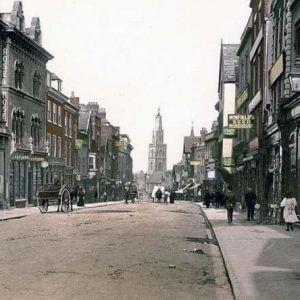 Британия XIX век