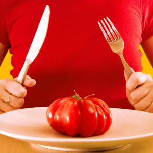 Диета на помидорной основе