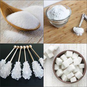 Формы сахара