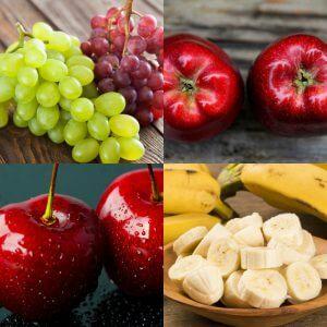 Фрукты при безуглеводной диете
