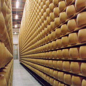 Хранение сыра пармезан